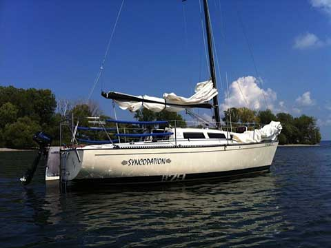 S2 7.9 Grand Slam Centerboard, 1983, Henderson Harbor, New York sailboat