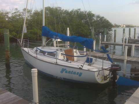 S2 7.9 Meter, 1984, Jupiter, Florida sailboat