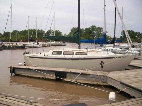 S2 8.0B Meter, 1977 sailboat