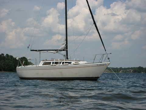 S2 8.0 B, 1984, Lake Norman, North Carolina sailboat