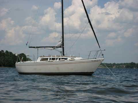 S2 8.0 B, 1984, Lake Norman, North Carolina sailboat