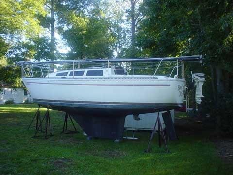 S2 8.0B, 1981, Lewes, Delaware sailboat