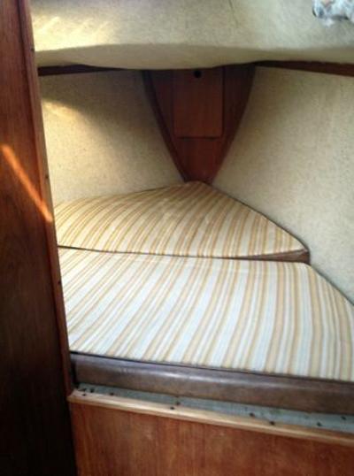 S2 8.0B, Lake Whitney, Texas sailboat