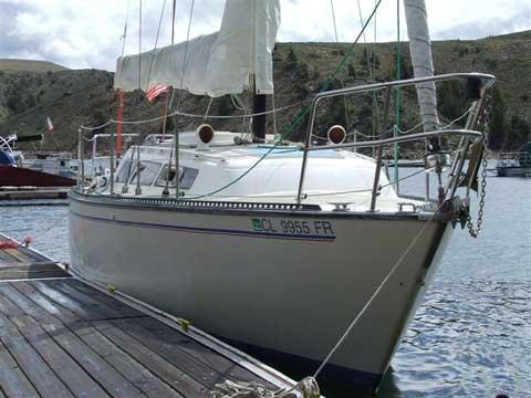 S2 8.5 Meter, 1982 sailboat