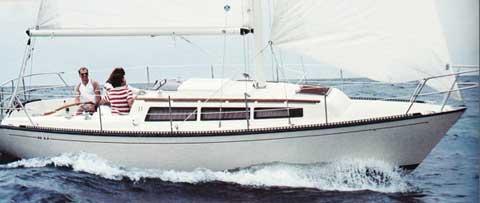 S2 8.6 Meter, 28', 1986 sailboat