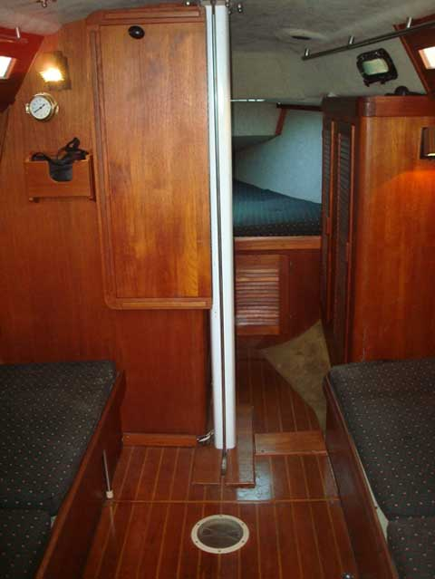 S2 9 1 Meter 1985 Louisville Kentucky Sailboat For