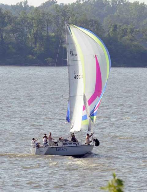 S2 9.1 Meter, 1985 sailboat