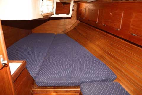 Sabre 38, 1988 sailboat