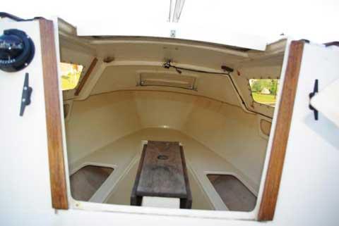 Sandpiper 565, 1980 sailboat