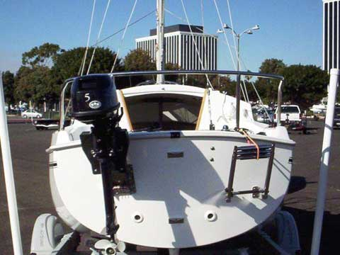 Sanibel 18, 2007 sailboat