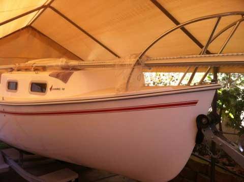 Sanibel 18, 2011 sailboat