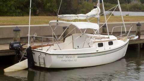 Sanibel 18, 1988, Melbourne, Florida sailboat