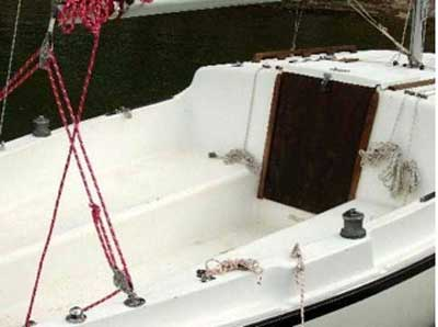 San Juan 21 MK I, 1974, Orlando, Florida sailboat