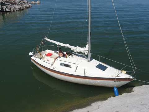 San Juan 7.7, 1981, Albuquerque, New Mexico sailboat