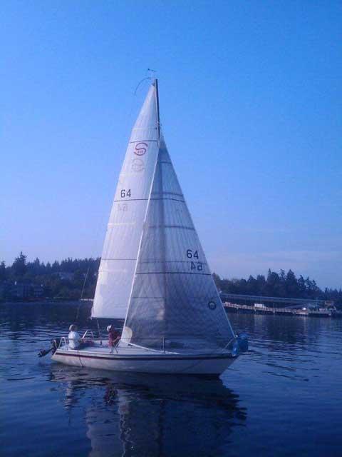 Santana 525  1978  Bainbridge Island  Washington  Sailboat