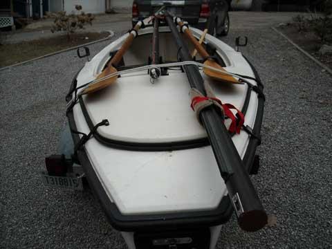 Saroca, 1993 sailboat