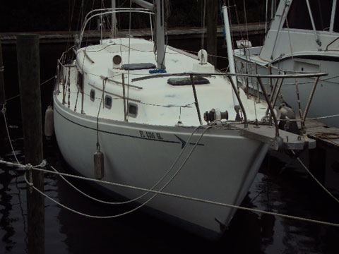 Seafarer Yacht Ketch Cutter, 38 ft., 1977, Port Salerno, Florida sailboat