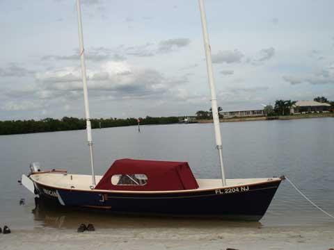 Sea Pearl 21 2002 Port Charlotte Florida Sailboat For