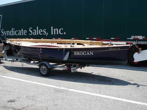 Sea Pearl 21, 2002 sailboat