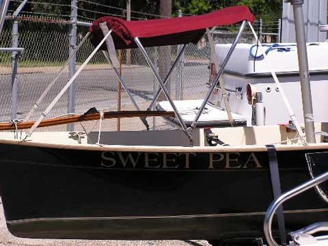Seapearl 21, 1992 sailboat