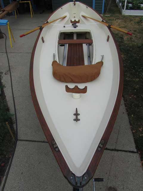 SeaPearl 21, 1990 sailboat