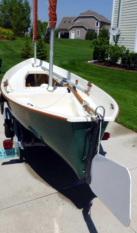Sea Pearl 21, Menomonee  Falls, Wisconsin, 1993 sailboat