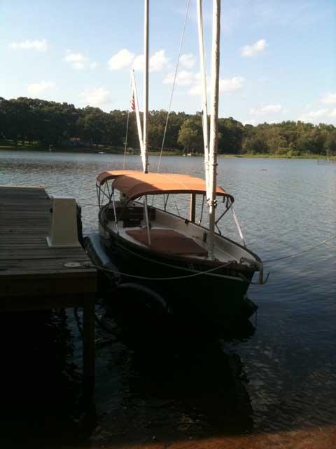 Seapearl 21, 1992, Jacksonville, Texas sailboat