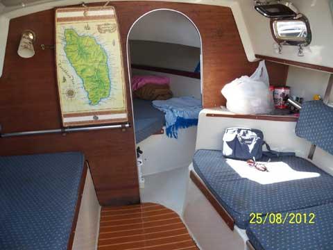 Seaward 23, 1989, Kuttawa, Kentucky sailboat