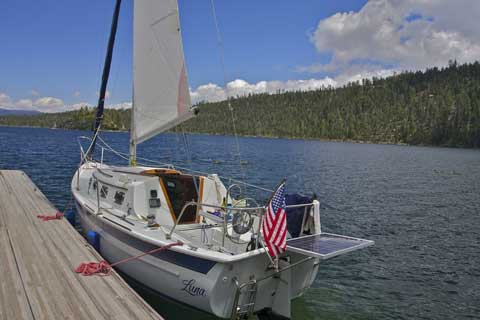 Seaward 25, 1994 sailboat