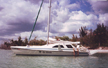1988 Seawind 24 sailboat