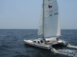1987 Seawind 24 sailboat