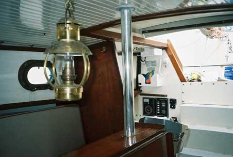 Skimmer 25, 1994 sailboat