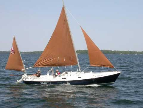 Shearwater Yawl, 28ft., 1987, DeRidder, Louisiana sailboat