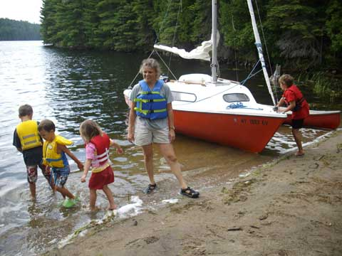 Siren 17 1974 Ithaca New York Sailboat For Sale From