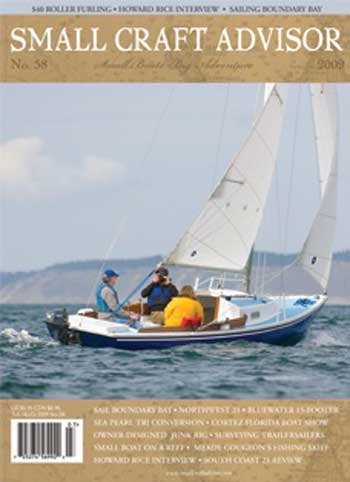 South Coast 21, 1968 sailboat