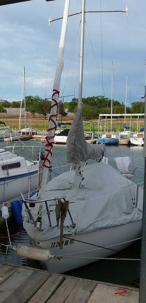 Starwind 19, 1986 sailboat