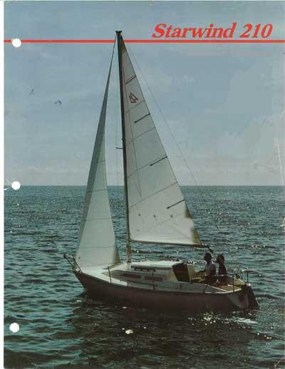 Starwind 210, 1987 sailboat