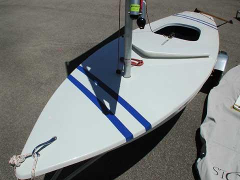 Sunfish, 2002, Lewisville, Texas sailboat