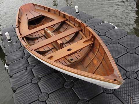 Swampscott Dory, 17', 1990s sailboat