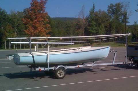 Tanzer 16, 1970 sailboat