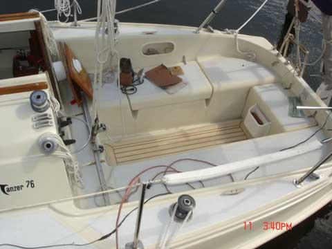 Tanzer 26', 1984 sailboat