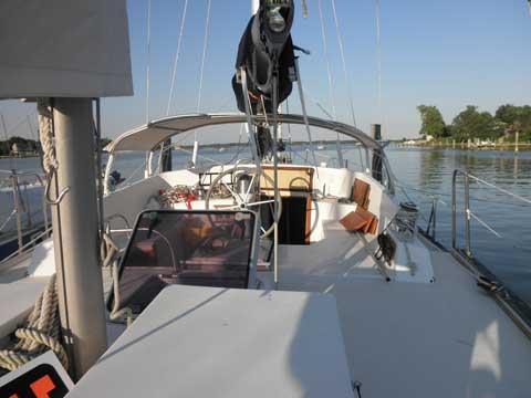 Tartan 41, 1976 sailboat