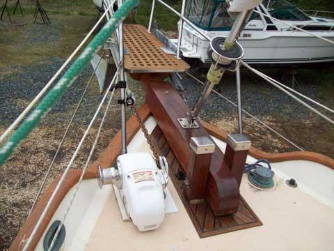 Tayana 37, 1981 sailboat
