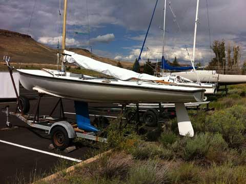 International Tempest, 1969-1971, Gunnison, Colorado sailboat