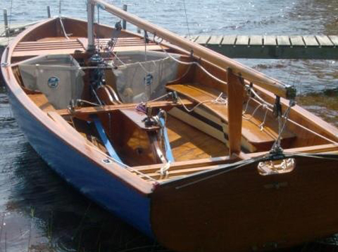 Thistle 1959 Chicago Illinois Sailboat For Sale From