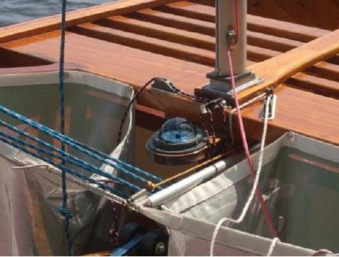 Thistle, 1959,  Chicago, Illinois sailboat