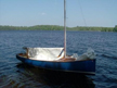 1959Thistle  sailboat