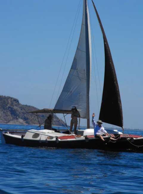 Wharram Tiki 26, 2000 sailboat