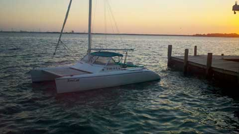 TomCat 6.2 Catamaran, 1998, Clear Lake, Texas sailboat
