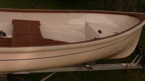 Trinka 10 1999, Cambridge, Maryland sailboat
